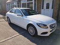 '64' MERCEDES C CLASS C220 CDI SE EXECUTIVE *NEW SHAPE* 1 OWNER FMSH IMMACULATE