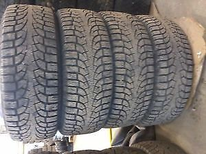 205/55R16 Set of 2 Pirelli used winter FREEInst.&Bal.70%tread