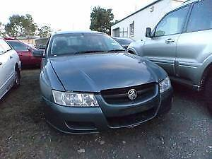 HOLDEN COMMODORE VZ ENGINE, MOTOR, TRANSMISSION, GEARBOX DIFF