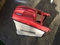 Mountfield Grass Collector In Immaculate Condition