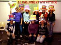 Atelier de sculptures en ballons pour animateurs de fêtes