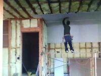 DRYWALL INSTALLATION  TAPE, FRAME and more...!