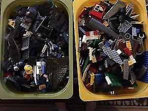 A huge lot of legos. AVAILABLE