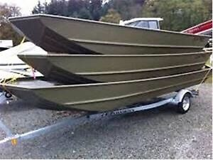 Looking to buy a damaged jon boat or pontoons!