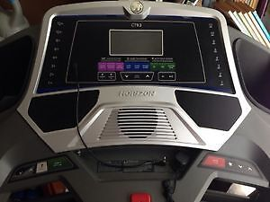Treadmill - Horizon CT 9.3
