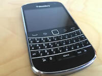 BlackBerry 9900 brand new condition factory unlocked all network