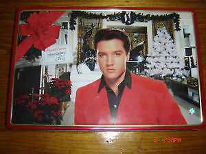 """Russell Stover boitiers """"Elvis"""" (5)"""