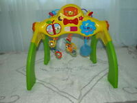 3-in-1 baby activity gym