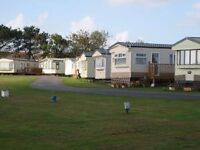 Caravan for Hire. St.Merryn. Cornwall