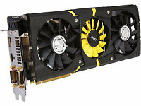 MSI R9 290X LIGHTNING 4GB Video Card