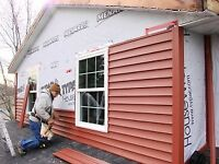 Vinyl Siding Installers Wanted- Experienced
