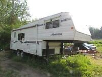 Westwind 24.6ft 5th wheel