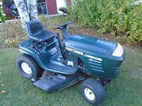 Tracteur a gazon CRAFTSMAN 19 hp 42 `` de coupe