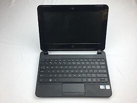 HP Mini 110-3100 Black10.1-inch Netbook Windows 7 Starter