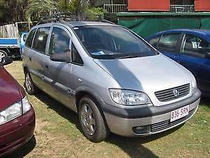 HOLDEN ZAFIRA SILVER FOR WRECKING CALL FOR ZAFIRA PARTS HOLDEN Sunshine Brimbank Area Preview