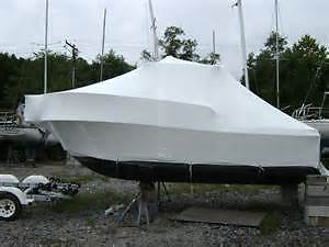 shrink wrapping & winterizing mobile boats from $10 per ft. save Cambridge Kitchener Area image 3