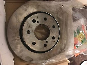 rotors and ceramic pads for 05 Nissan Pathfinder