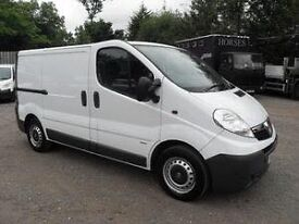 WE BUY BROKEN RENAULT TRAFIC NISSAN PRIMASTAR VAUXHALL VIVARO VANS FOR CASH