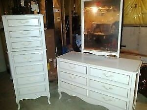Wanted: Baronet French Provincial Bedroom Furniture