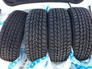 SET OF 4 WINTER TIRES 245 50 R 20 TOYO WITH 80%