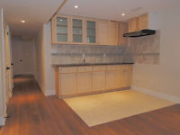 SPACIOUS BASEMENT APARTMENT- Kenndy/Warden Subway