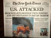 New York Times Newspaper