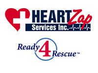 HeartZap First Aid Community Course Schedule 2017