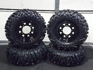 """Wanted - 14"""" rims for Polaris Sportsman"""