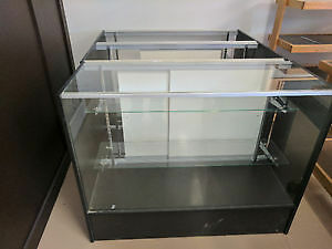 3 Display Cases