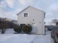 3 bedroom house located in Garson with huge fenced in yard