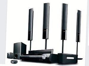 Sony Wireless Speaker Surround Sound System DAV-HD975WF