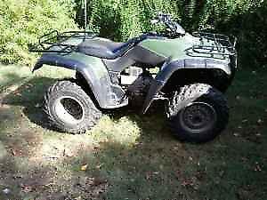2001 honda four trax 350