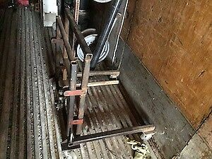 Home Made Duelly Wheel Dolly