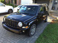 2008 Jeep Patriot 4X4 VUS