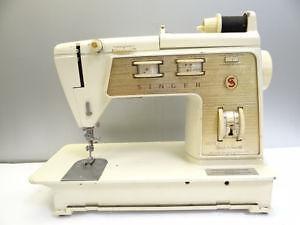 White Sewing Machine Ebay
