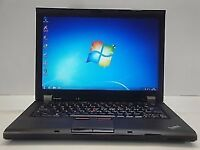 POWERFUL Lenovo Thinkpad T410s Windows 7 Laptop i5 1st Gen 2.4Ghz 8Gb 128Gb SSD