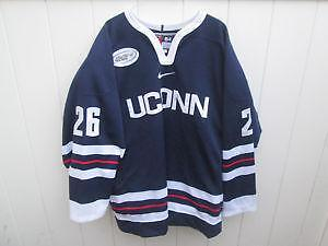 Game Worn Used Hockey Jersey 9b06260e422