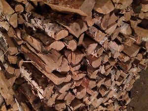 """Quality Seasoned Birch Firewood Bags """"LOOK AT OUR PICTURES"""""""