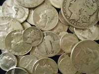Interested in Any pre 1967 dimes, quarters, silver bars