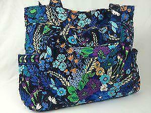 Vera Bradley Pleated Tote Bags