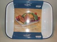 Joblot 12 x Brand new falcon enamel roasting trays 31cm