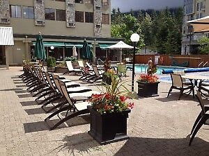 REDUCED Deluxe Suite @Whistler for Beer Festival Sept 15 - 22/17