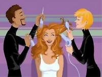 Licensed Hairstylist Wanted ASAP