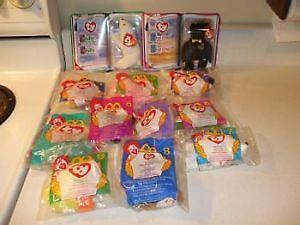 Beanie Babies & Teenie Beanies and Beanie Buddies London Ontario image 3