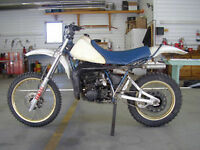 1980 Yamaha YZ/IT 250