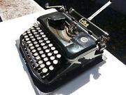 Schreibmaschine Erika