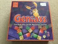 Geniass Board Game The Kick-Ass GCSE Revision Game