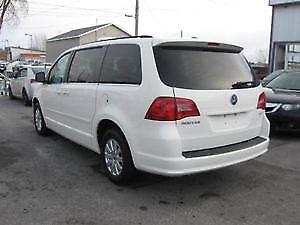 mini van Volkswagen Rotan 2009