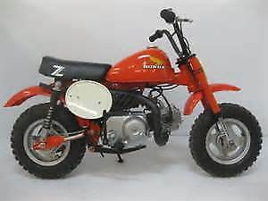 Looking for Honda Z50