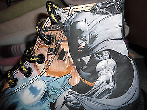 DC Comics Batman Converse Shoes